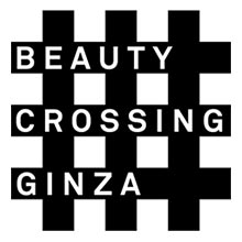 「BEAUTY CROSSING GINZA」 ロゴ