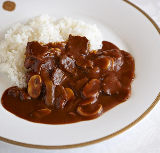Hayashi Rice(Hashed beef with rice